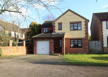 Thumbnail 4 bed detached house to rent in Charles Melrose Close, Mildenhall, Bury St. Edmunds