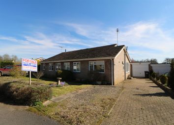 Thumbnail 2 bed semi-detached bungalow for sale in Lakeside, Newent