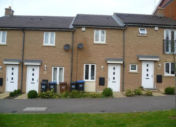 Thumbnail 2 bed property to rent in Eddington Crescent, Welwyn Garden City