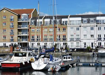 Thumbnail 3 bedroom property for sale in The Piazza, Sovereign Harbour South, Eastbourne