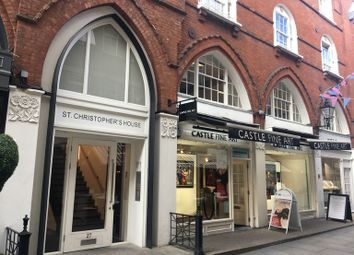 Thumbnail Office to let in St. Christophers Place, London