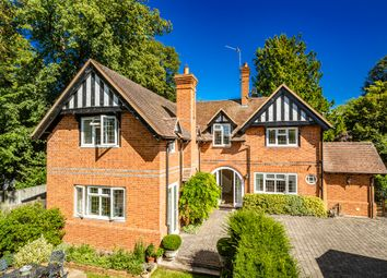 Lowbury, Goring On Thames RG8. 4 bed detached house