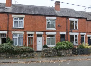 Thumbnail 3 bed terraced house for sale in Main Street, Thornton, Leicestershire