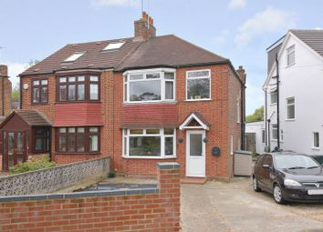 Thumbnail Semi-detached house for sale in Western Way, Barnet