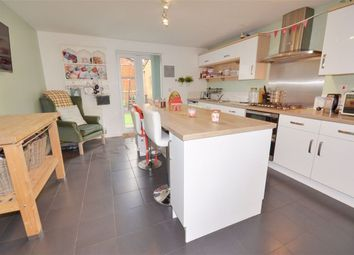 Thumbnail 3 bed town house to rent in Elderberry View, Whitwood, Castleford
