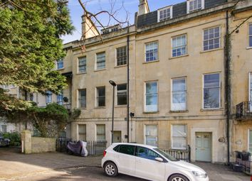 Thumbnail 2 bed flat for sale in Kensington Place, Bath