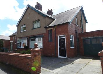 Thumbnail 3 bed semi-detached house for sale in Collinson Avenue, Chorley