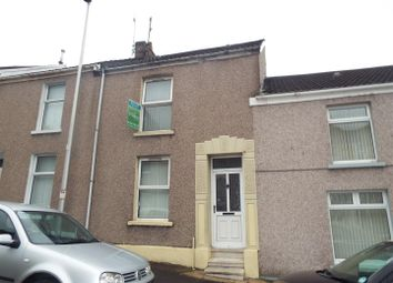 Thumbnail 2 bedroom terraced house to rent in Marble Hall Road, Llanelli