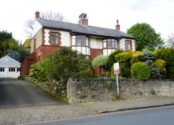 Thumbnail 3 bed semi-detached house for sale in Rothwell Road, Halifax