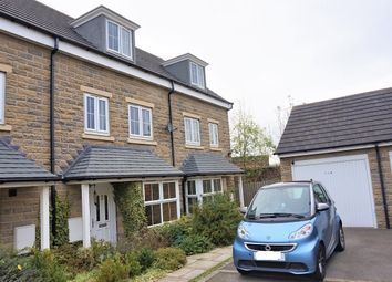 Thumbnail 4 bed town house for sale in Highfield Chase, Dewsbury