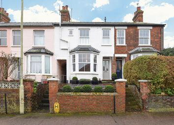 Thumbnail 3 bed terraced house for sale in Bearton Road, Hitchin
