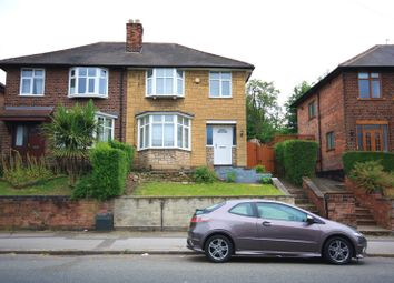 Thumbnail 3 bed semi-detached house for sale in Haydn Road, Nottingham, Nottinghamshire