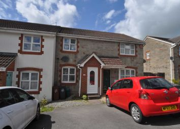 Thumbnail 2 bed terraced house to rent in Heather Walk, Ivybridge