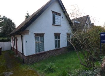 Thumbnail 3 bedroom detached house for sale in Upavon Drive, Reading, Berkshire
