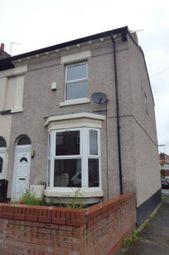 Thumbnail 3 bed end terrace house for sale in 46 Frodsham Street, Birkenhead, Merseyside
