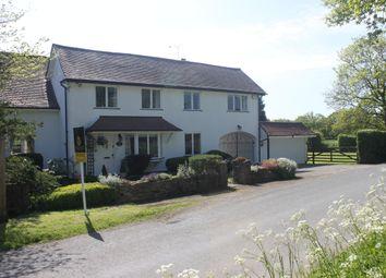 Thumbnail 4 bed farmhouse for sale in Headley Heath Lane, Headley Heath, Nr Wythall
