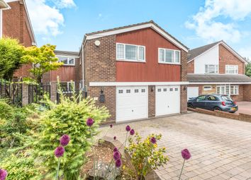 Thumbnail 4 bed detached house for sale in Harewood Avenue, Great Barr, Birmingham