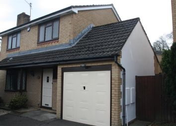 Thumbnail 4 bed detached house for sale in Gifford Close, Two Locks, Cwmbran