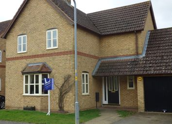 Thumbnail 4 bedroom property for sale in Templeman Drive, Carlby, Stamford