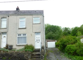 Thumbnail 3 bed end terrace house for sale in Parklands Road, Penybanc, Ammanford, Carmarthenshire.
