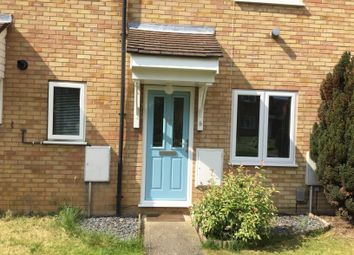 Thumbnail 2 bedroom terraced house to rent in Durham Close, Biggleswade