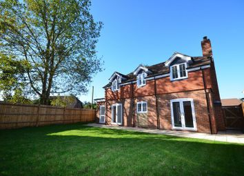Thumbnail 3 bedroom detached house for sale in St. Andrews Close, Timsbury, Romsey