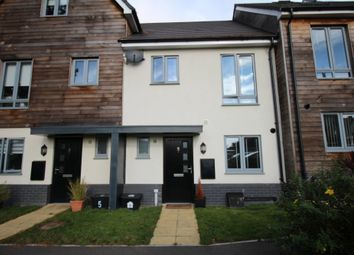 Thumbnail 3 bed terraced house for sale in Parklands Gardens, Chippenham