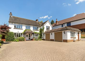 Thumbnail 5 bed detached house for sale in Edes Cottages, Ottways Lane, Ashtead