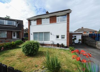 Thumbnail 3 bed detached house for sale in Sperrin Park, Knock, Belfast