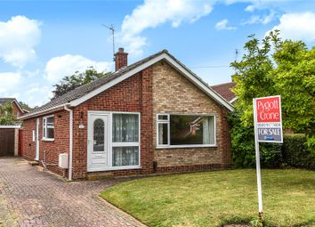 Thumbnail 2 bed bungalow for sale in Durham Close, Lincoln