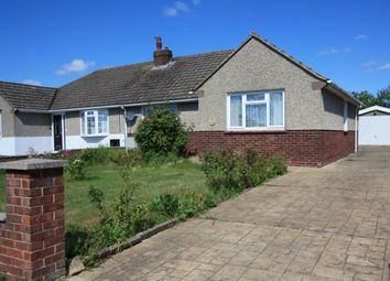 Thumbnail 3 bed semi-detached bungalow for sale in Cullern Road, Coleview, Swindon