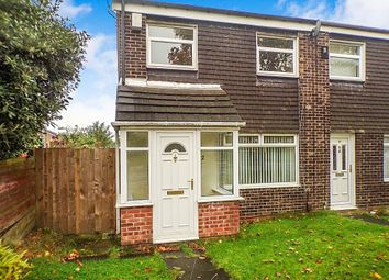 Thumbnail 3 bedroom terraced house to rent in Tudor Way, Newcastle Upon Tyne