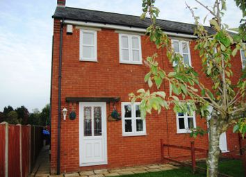 2 bed end terrace house for sale in Fleet Hargate, Holbeach, Spalding PE12