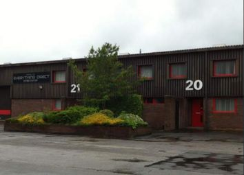 Thumbnail Light industrial to let in Unit 12 Manor Industrial Estate, Flint, Flintshire