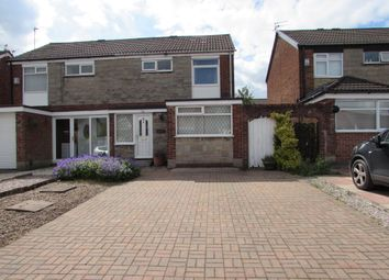 Thumbnail 3 bed semi-detached house for sale in Bryn Road South, Ashton In Makerfield, Wigan