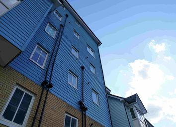Thumbnail 2 bed flat to rent in Rivermead, X, St. Marys Island, Chatham, Kent