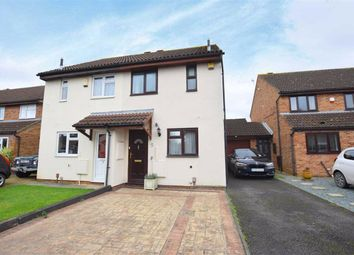 Thumbnail 2 bed semi-detached house for sale in Whitebeam Close, Longlevens, Gloucester