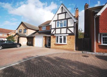 Thumbnail 4 bed detached house for sale in Anvil Way, Springfield, Chelmsford