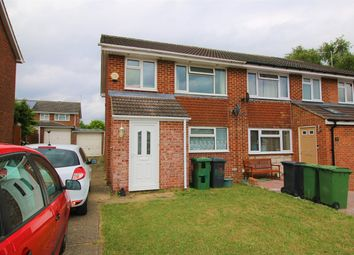 Thumbnail 3 bed terraced house to rent in Bartok Close, Basingstoke
