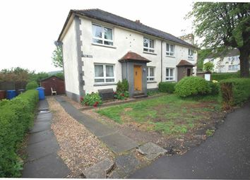 Thumbnail 3 bed semi-detached house for sale in Pine Road, Clydebank