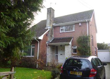 Thumbnail 3 bedroom detached house to rent in Nash Road, Dibden Purlieu