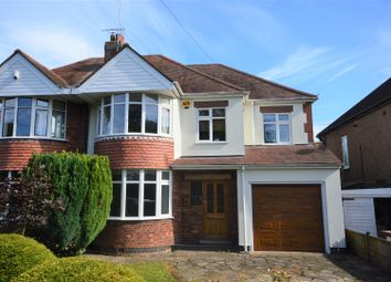 4 bed semi-detached house for sale in Green Lane, Finham, Coventry CV3