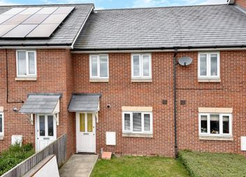 Thumbnail 3 bed terraced house for sale in William Morris Close, Oxford