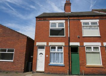Thumbnail 2 bedroom end terrace house for sale in Avenue Road Extension, Clarendon Park, Leicester