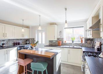 Thumbnail 3 bed end terrace house for sale in Castle Brooks, Framlingham, Woodbridge