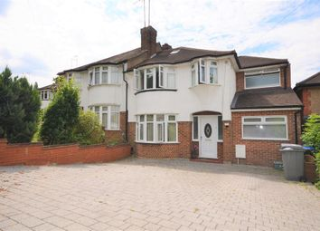 Thumbnail 5 bed semi-detached house for sale in Uxendon Hill, Wembley, Middlesex