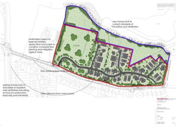 Thumbnail Land for sale in Tenford Lane, Tean, Stoke-On-Trent