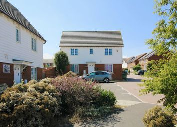Thumbnail 3 bed semi-detached house for sale in Primrose Way, Minster On Sea, Sheerness