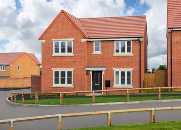 "Thumbnail 4 bed detached house for sale in ""The Allerthorpe"" at Cobblers Lane, Pontefract"