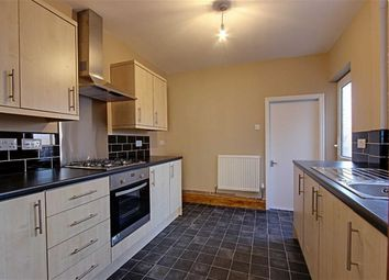 Thumbnail 2 bed terraced house to rent in Goldsmith Street, Mansfield, Nottinghamshire